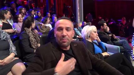 Dancing Stars - Петко подкрепя Албена (10.04.2014г.)