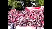 Ц С К А - левски - Кръвта! *10.05.2008г.*