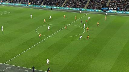 Спокойствие за Челси след ранен гол във вратата на Хъл Сити