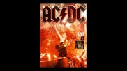 Ac Dc Thunderstruck live river at plate