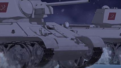 Katyusha - Girls und Panzer