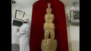 ! Статуя от зъби