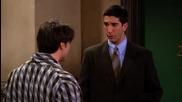 Friends / Приятели - Сезон 1 Епизод 11 - Bg Audio - | Част 2/2 |