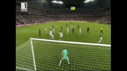 Франция 1-1 Англия Euro 2012
