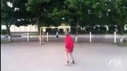 преби бабата с топка