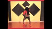 как се танцува ритмичен Reggaeton (танцът е смесица от няколко жанра не е класически Reggaeton)
