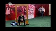 Music Idol 3 - Радослав Тасов Изнесен Със Закачалка - Пловдив 04.02.09