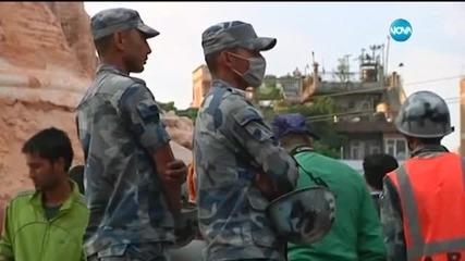 Затвориха единственото международно летище в Непал