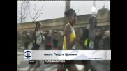 Кениец и етиопка спечелиха маратона на Париж