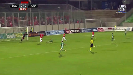 Ludogorets Goals in Europa vol.4
