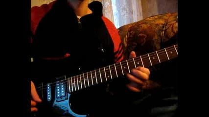 Lacrimosa - Ich verlasse heut dein Herz solo cover