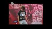 Music Idol 3 - Пич Пее Big Gun На Ac/dc