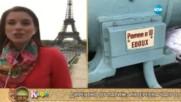 Най-възрастната парижанка: Айфеловата кула става на 128 години