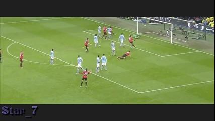 Топ 25 гола в Премиер Лийг 2012-13 . Красота !