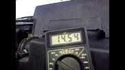 Тест акумулатор Ford Focus 1.8 Tddi