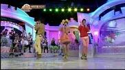 Minho , Jonghyun i nqkfa macka - Orange Caramel ~ Chuseok special 2010
