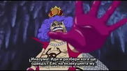 One Piece Епизод 441 Bg Sub Високо Качество