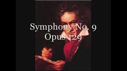 Лудвиг Ван Бетовен - Девета Симфония - Full