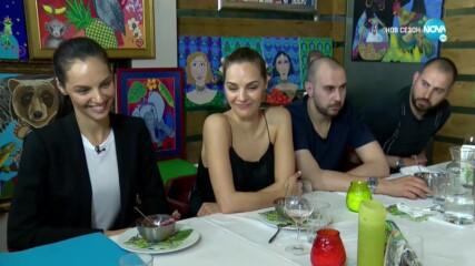 """Оценките на Елена и Стефания Иванови в """"Черешката на тортата"""" (16.06.2021)"""