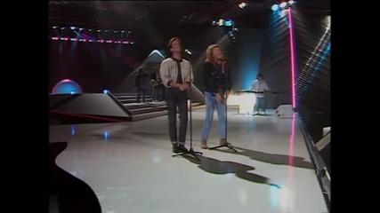 Umberto Tozzi feat. Raff - Gente Di Mare Live @ Eurovison 1987