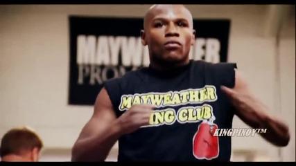 Floyd Mayweather - мотивиращо видео ..
