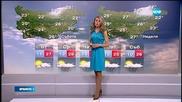 Прогноза за времето (22.06.2015 - централна)