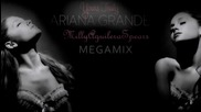 Ariana Grande - Yours Truly (megamix)