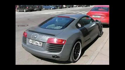 !!! !!! Audi R8 стана Bmw 850