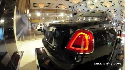 Автоизложението Excs 2011 в Саудитска Арабия