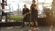 Adam Lambert - Trespassing & Kickin' In (freshtival 5_27)