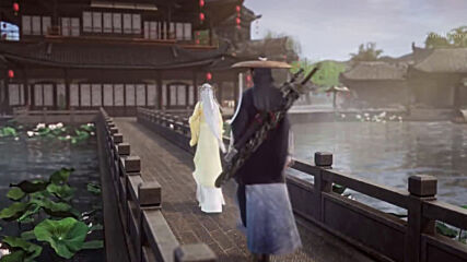 Записи о даосском мече дождя и ветра 2 серия Озвучка Animy