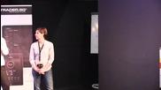 Entrepreneurship at AUBG - Veneta Andonova and Milena Nikolova - StartUP@Blagoevgrad 2014
