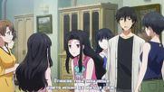 [ Bg Subs ] Mahouka Koukou no Rettousei Movie: Hoshi wo Yobu Shoujo (2/3)