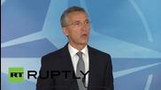 """Белгия: НАТО е готова да защити """"всичките си съдружници, дори Турция"""" - Столтенберг"""