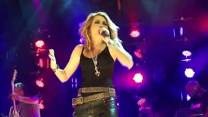 Miley Cyrus - Robot {live at House of Blues in Los Angeles}
