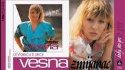 Vesna Zmijanac - Otvoricu ti srce - (Audio 1986)