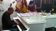 Esil Duran - Jazz Moods live, piano