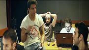 + Превод Dino Mfu Feat. Slick Beats – On Your Name 2013 (making of with lyrics)