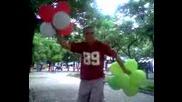 baloon dance