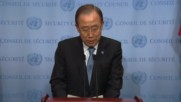 UN: Ban Ki-moon congratulates Trump after win in US elections