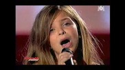 Caroline Costa Amazing Talant ! Красива с прекрасен глас на ангел така печели публиката