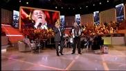 !!! Milos Bojanic - Dva sokola - (tv Grand 22.06.2014.)- Prevod