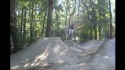 Dirt jump в Борисовата градина