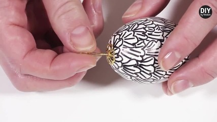 Няколко добри идеи за декорация на яйца за Великден