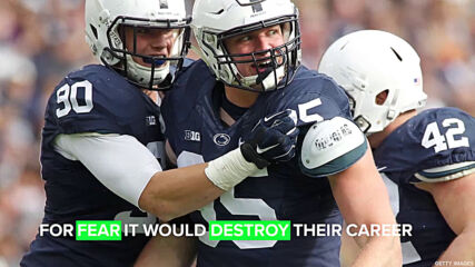 Carl Nassib is first active NFL player to come out as gay