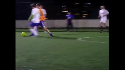 Stefan Bonchev scored for Kais Park Rangers