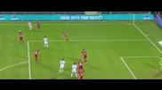 Израел 2 - 1 Лихтенщайн ( Квалификация за световното 2018 ) ( 09/10/2016 )