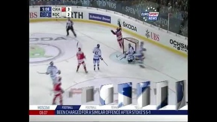 Легендата Сергей Фьодоров отново на леда