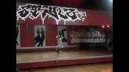 Keone Madrid Hip Workshop At Stylz Dance Studio