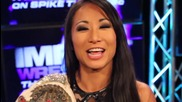 #impact365 Gail Kim After Retaining her Knockouts Title